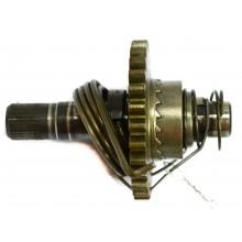 ARBRE DE KICK COMPLET 65 SX 09-16 KTM