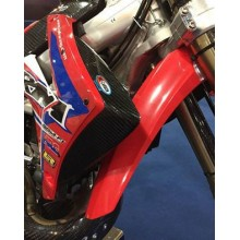 DEFLECTEUR D'AIR EN CARBONE CRF 13-17 HONDA