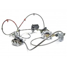 FREINAGE ARRIERE COMPLET QUAD 450 07-12 GAS GAS