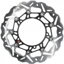 DISQUE AVANT SUPERMOTARD BRAKING 320MM HONDA