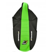 HOUSSE DE SELLE MONSTER ENERGY KAWASAKI MX2 RACING TEAM OFFICIEL 250 450 KXF