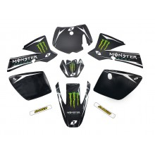 Kit déco KTM 50 MONSTER ENERGY