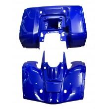 KIT PLASTIQUE AVANT/ARRIERE QUAD K2 06-07 GAS GAS