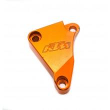 Protection récepteur d'embrayage 250 SX SXF 07-10 EXC EXCF 08-14 KTM