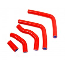 Kit durites silicone 125 CR 05 - 08 HONDA
