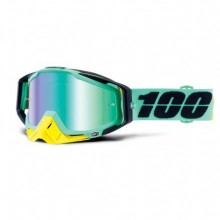 MASQUE RACECRAFT KLOOG-MIRROR GREEN LENS