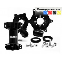 KIT FLASQUE + MOYEU SHERCO ROUE ARRIERE EXCEL