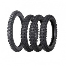 LOT 3 PNEUS ARRIERES + 1 AVANT PIRELLI SCORPION MX MIDSOFT 32