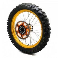 """ROUE ARRIERE EXCEL KTM G2 19""""x1,85"""""""