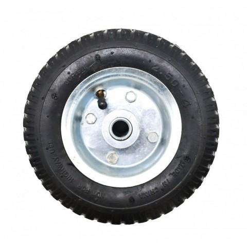 roue complete pour kit roulettes yamaha pw50. Black Bedroom Furniture Sets. Home Design Ideas