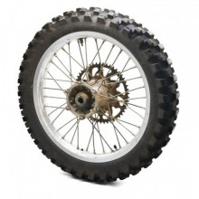 "ROUE ARRIERE YAMAHA YZ YZF WRF 19""x2,15"""