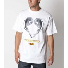 T-SHIRT FMF LOVE THIS SOUND