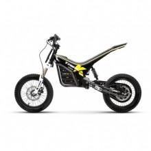MOTO ELECTRIQUE KUBERG TRIAL E OCCASION BLACK EDITION