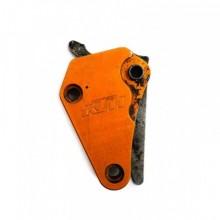 Protection récepteur embrayage 125 KTM